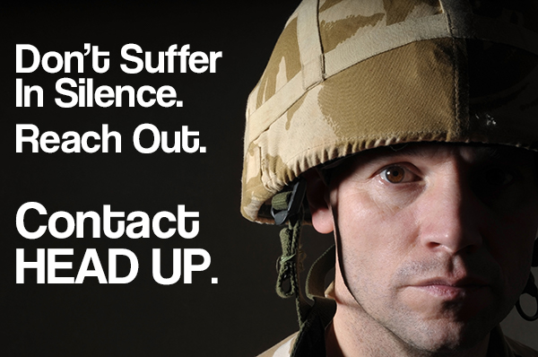 HEAD UP armed forces mental health charity